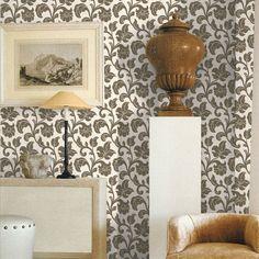 Papel pintado con estampado y de alta calidad, para los amantes del diseño más clásico https://papelvinilicoonline.com/es/87-bottega-tessile
