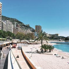 #Larvotto Casual Monaco Life ☀️ #montecarlo #beach by amex_pete from #Montecarlo #Monaco