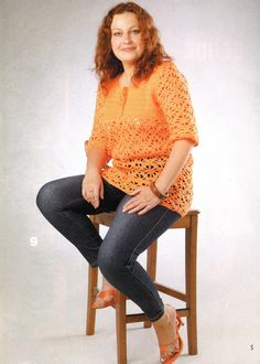 fanatica del tejido: BRXEM 8/2012