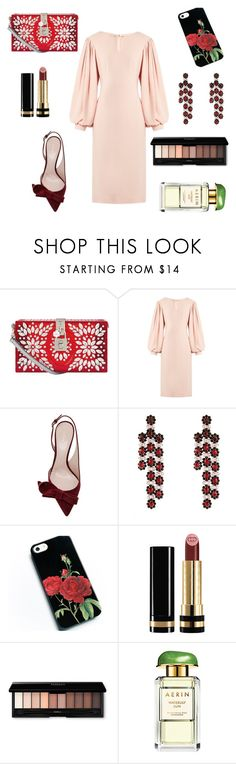 """* TWISTED by bOO *"" by boo-sandra on Polyvore featuring Dolce&Gabbana, Osman, AERIN, Simone Rocha, Gucci and Estée Lauder"