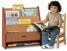 Sproutz® Toddler Pick-a-book Stand