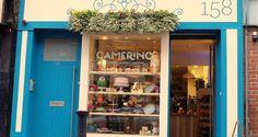 Camerino on Capel Street, the namesake bakery of Canadian Caryna Shop Around, Bakery, Street, Home Decor, Decoration Home, Room Decor, Home Interior Design, Walkway, Home Decoration