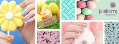 get ready for the Easter bunny. great gift idea instead of chocolate! http://hannahbrowne.jamberrynails.com.au