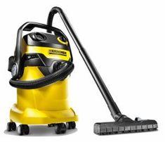 Karcher WD 5 1100-Watt Wet and Dry Vacuum Cleaner