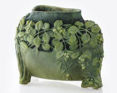 EDMOND LACHENAL, 1855-1930Collection de céramiques françaises, verreries, tableaux, documentations, provenant de la Villa Clara Schumann