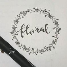 Por poco pero llego a tiempo de compartir una corona floral para el reto #lovelywreathchallenge  . . . #doodles #doodling #drawingdoodle #drawing #draw #floral #floralwreath #flor #flower #art #artsy #adoodleaday #challenge #nature #garabatos #debuxos #sketch #instadraw #instasketch #instadoodle #ink #instaink #lettering #sketchdaily #fauxlettering #orecunchodejei #ordjdoodling