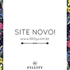 O nosso site está de cara nova!!! Agora a nossa loja online está dentro do site www.fillity.com.br Já conhecem? Acessem já!  #fillity #fillity25anos #fillityverao2015 #verao2015fillity