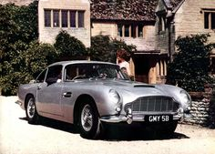 Aston Martin DB 5 - 1963 Maintenance/restoration of old/vintage vehicles: the material for new cogs/casters/gears/pads could be cast polyamide which I (Cast polyamide) can produce. My contact: tatjana.alic@windowslive.com
