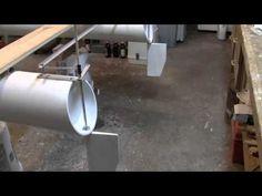 Pedal Powered PVC Pipe Catamaran with Ducks - YouTube