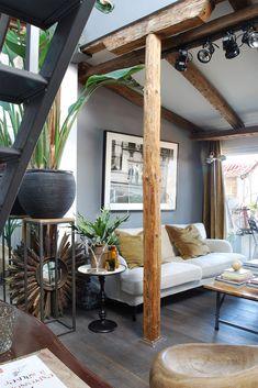 Un appartement en duplex pour des amoureux des plantes - PLANETE DECO a homes world