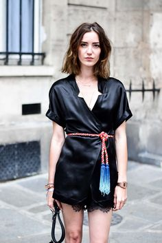 chemise kimono