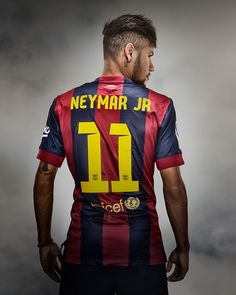 Neymar Jr. of of FC Barcelona