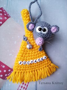 Pattern mouse toy / Crochet pattern mouse toy / Crochet pattern amigurumi mouse / Mouse is a symbol of new year 2020 / Crochet pattern rat Crochet Patterns Amigurumi, Crochet Hats, New Year 2020, Make A Gift, Rat, Mousse, Craft Supplies, Symbols, Wallpaper