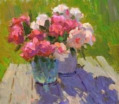 gregory packard flower paintings | Sold Works - Gregory Packard - Scottsdale Fine Art