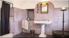 mediterrán parasztház fürdőszoba Klasszikus mediterrán enteriőr Mediterrán hálószoba Klasszikus olasz enteriőr Fürdőszoba parasztházban, Pantelleria (Luxuslakások)