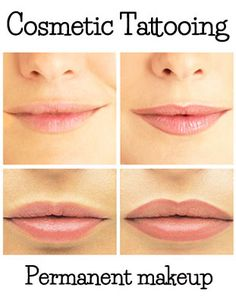 tattoos to make your lips look fuller - Google Search