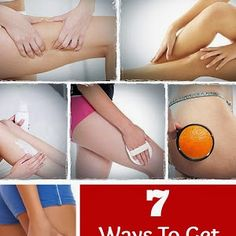 Manucure And Makeup: Easy Way To Get Rid Of Cellulite