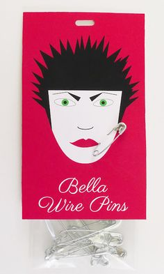 Bella Sewing Notions (Concepts) on Packaging of the World - Creative Package Design Gallery