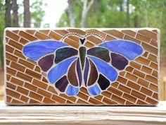 Just a mosaic brick. Good door stop!     http://www.GraphicDesignNYC.net