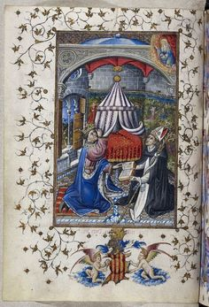 From the Medieval Manuscripts blog post 'Fancy another giant list of digitised manuscripts?'.