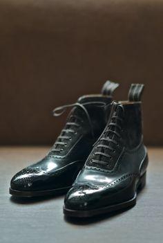 $1700 Saint Crispin's 401 Balmoral Boots