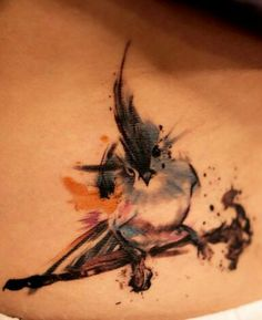 Joey Pang. I love this but as a robin.
