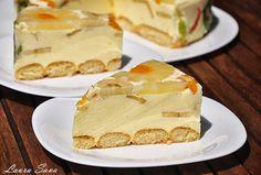 Tort Diplomat | Retete culinare cu Laura Sava