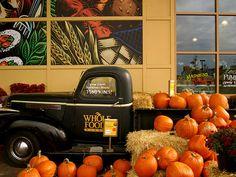 Portland Maine, Whole Foods