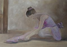 ,,Balletic'' Olejna 100x70