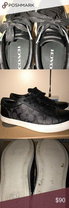 Size 9 , mens coach shoes Mens coach shoes.  Size :9 Coach Shoes