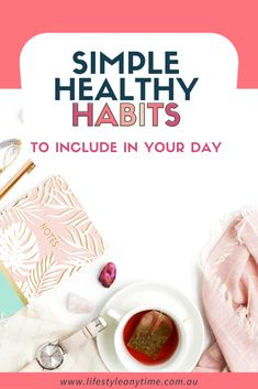 The best daily habits to improve your life are small healthy ones that can be integrated into your daily routine. Easy daily health habits are ones that you can include in your day even on those busy days, and which day isn't busy.  Here's a list of 12 simple healthy habits that can help you achieve your health goals.  #healthydailyhabits #healthhabitstips #healthgoals Health Goals, Health And Wellness, Mental Health, Good Habits, Healthy Habits, Habits Of Successful People, Local Gym, Miracle Morning, Goals Planner