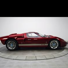 My oh my! 1966 Ford Superformance GT40