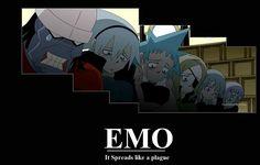 SOUL EATER, Square Enix, Crona, Maka Albarn~Emo, spreads like a plague