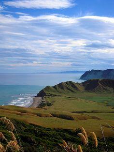 East Cape, New Zealand. Photo: Mark in New Zealand via Flickr