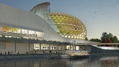 La Seine Musicale ouvrira en mars 2017 sur l'île Seguin