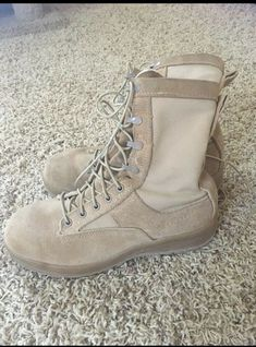 1c77da324158 Belleville 790 V Tan Waterproof Flight and Combat Boots Made in USA   fashion  clothing