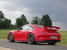 There are precious few cars that keep the driver as engaged and entertained as the Porsche 911 GT3. #cars #Porsche