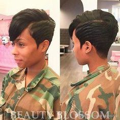 Glueless Bob Wig Brazilian Straight Short Lace Front Human Hair Wigs For Black Women Pre Plucked With Baby Hair Remy Hair Black Haircut Styles, Short Black Haircuts, Black Women Short Hairstyles, Pixie Haircuts, Short Hair Styles Easy, Short Hair Cuts, Curly Hair Styles, Natural Hair Styles, Short Pixie