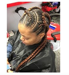 Over and Under! via @nisaraye - http://community.blackhairinformation.com/hairstyle-gallery/braids-twists/over-and-under-via-nisaraye/