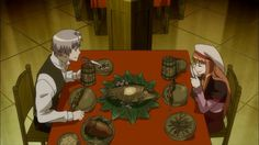 La saison 2 de Spice and Wolf Spice And Wolf, Spices, Geek Stuff, Anime, Painting, Fictional Characters, Zero, Google, Photos