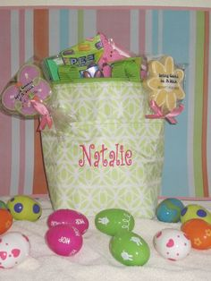 lunch tote...cute easter basket  www.mythirtyone.com/kmontag