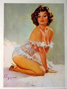 Vintage Pin Up Girl - pin-up-girls Photo