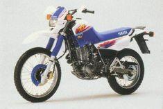1992 Yamaha XT 600E