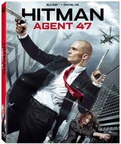 Hitman: Agent 47 // An elite assassin, 47, teams up with a young woman to discover his past and how he became the perfect killing machine, and why others are after those secrets as well. // Rated R