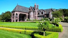 Ledson Winery and Vineyards - Kenwood, California in the Sonoma Valley