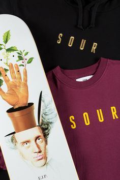 e086beb50c 100 % Mental Ice Age! The new SOUR fall 18 collection is out 🍷 ⠀