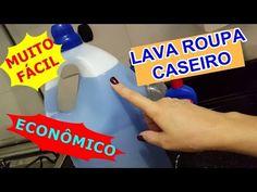 Inacreditável!!!!! Sabão líquido lava roupas caseiro - 14 litros de sabão com menos de 10 reais!!!!! - YouTube