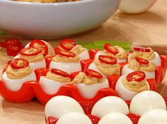 Simply delicious Deviled Eggs from Rachael Ray