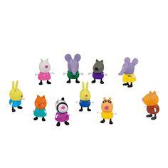 Compra Peppa Pig regalos Amigos Suzy Emily Danny Rebacca cerdos figura de acción Juguetes online ✓ Encuentra los mejores productos Juguetes Novedosos GENERIC en Linio Chile ✓