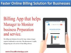 Billing App by CloudBooks can be used for boosting up the education stream and this is why it is attracting the views of the maximum app users. In a survey it has been found that almost more than 95% app users are using this app currently and are pretty satisfied with the outcome of the application.